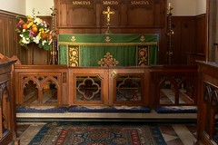 Chancel All Saints - Braunston