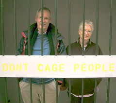No more discrimination (Help the Aged campaigns) Tags: old people may cage theresa help age older mp aged petition campaign maidenhead discrimination concern ageism