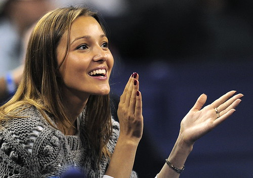 novak djokovic girlfriend. Novak Djokovic Jelena Ristic
