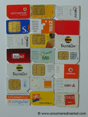 SIM Cards of the World Unite