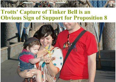 Tinker Bell Scandal