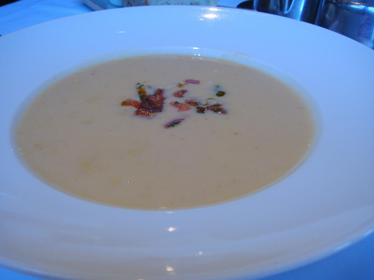 White Beet Soup