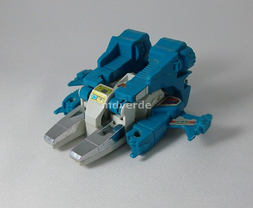 Transformers Topspin G1 - modo alterno (by mdverde)
