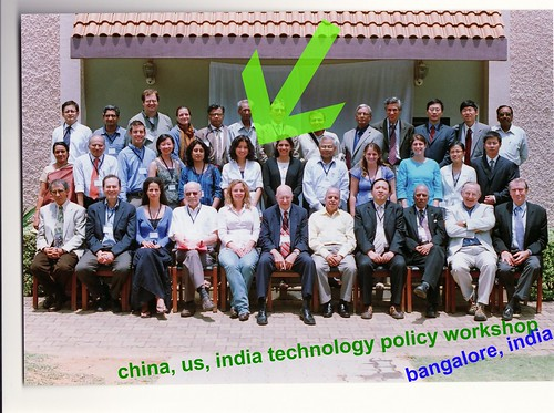 policy experts on chinese, india and us technology policy  - yes the professional side of me