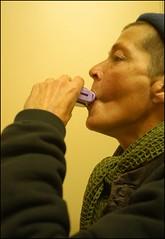 Inhaler (Dr.Doo) Tags: selfportrait home self tomas 365 doc scooby asthma selfie inhaler seretide copd bigpuff 365ish