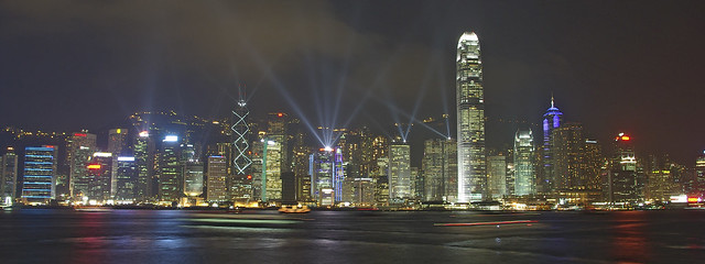 Hong Kong Lightshow