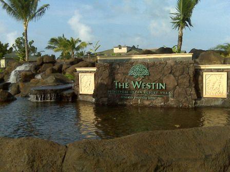 Westin Kauai timeshare