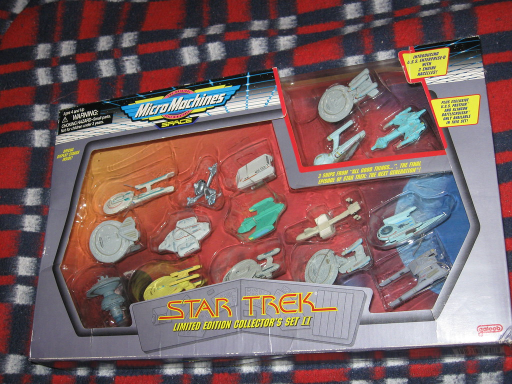 Star Trek: The Ship Collection