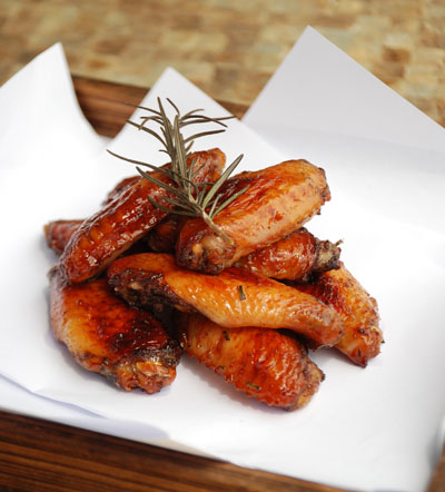 rosemary wings