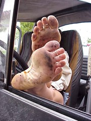 pievia45 (RoughToughSoleMan) Tags: feet female fetish foot heels rough tough soles cracked calloused