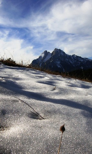 Neu al Pedraforca