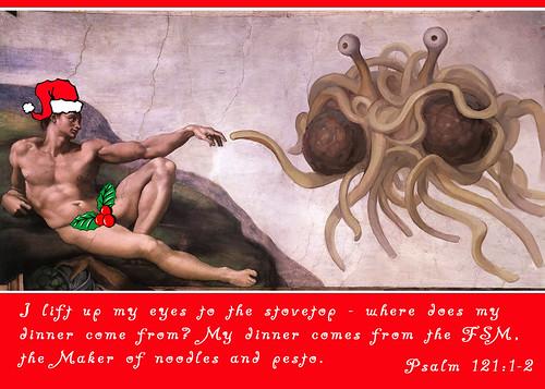 Spaguetti Christmas