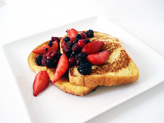 Goodbye Holiday! (ShaDn) Tags: food breakfast yummy berries sweet frenchtoast