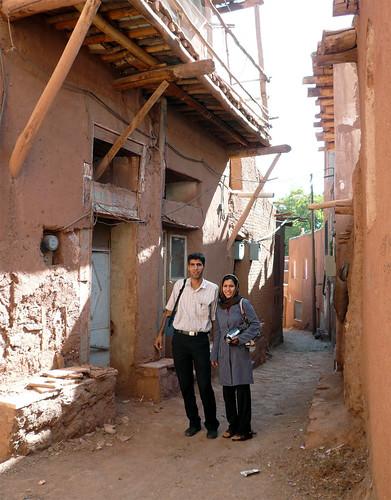Muhammed y señora