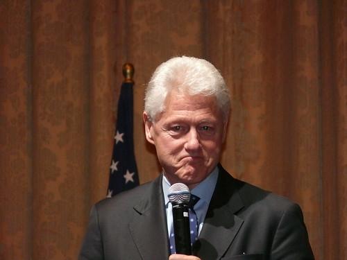 Bill Clinton by veni markovski, on Flickr