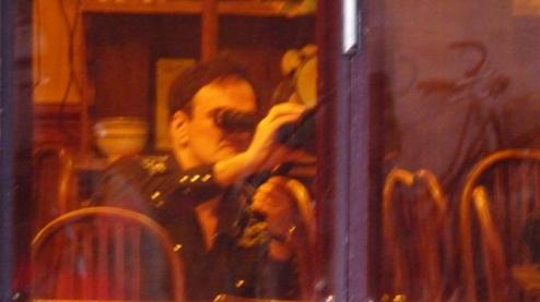 tournage inglourious basterds paris