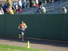 Finishing the Memphis Marathon