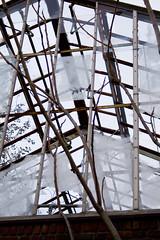 Panes (BonesArt) Tags: school ny newyork building abandoned creepy institute greenhouse urbanexploration yonkers thompson boyce bti botony
