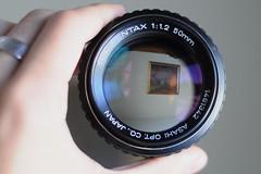 SMC Pentax 50mm f/1.2 (MSG Mike) Tags: k lens 50mm prime aperture nikon focus pentax large fast mount manual 50mmf18d f12 d90 50mmf12 kmount