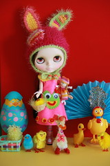 They say this is an Easter parade...well wooohoo..