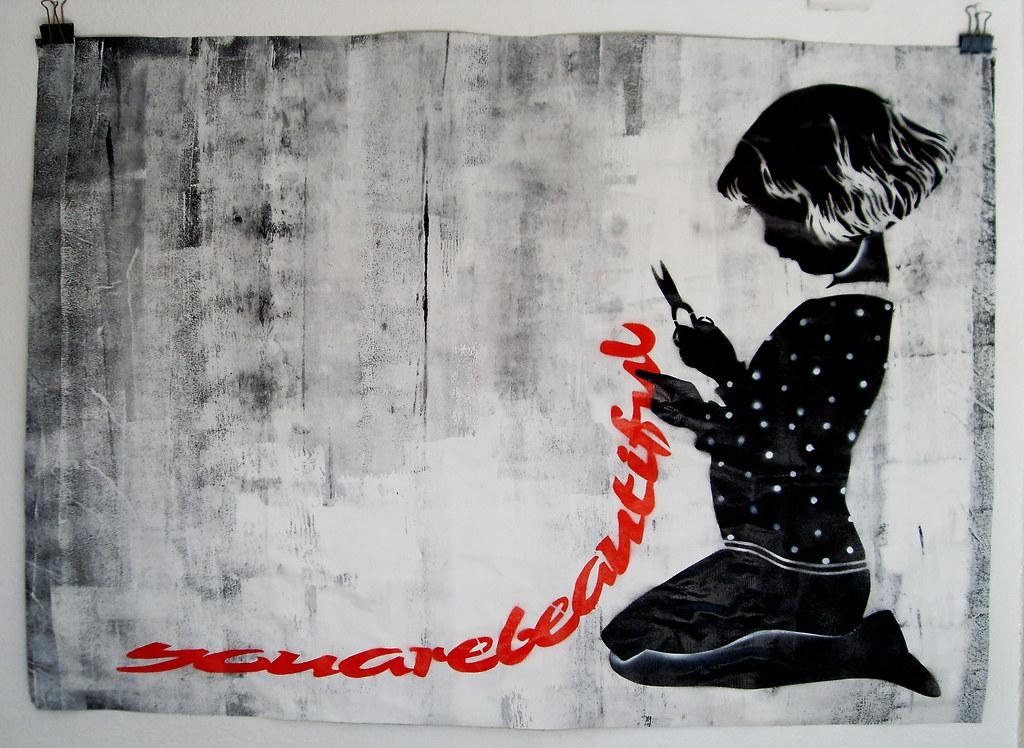 Scissor Girl Scissor Baby Metzenbaum Scissors
