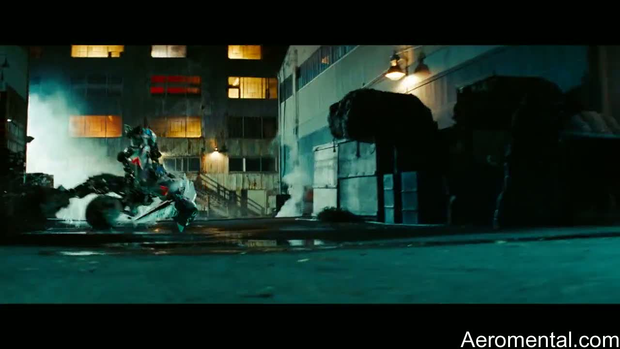 Transformers 2 Sideswipe