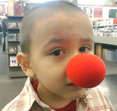 Clown Pictures - Sad Clown