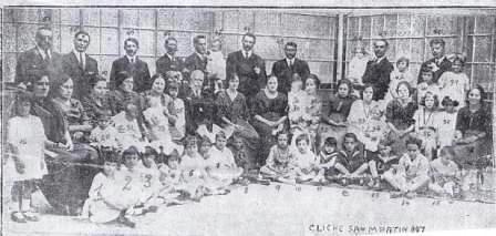 Familia de José Migno