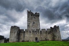 Ross Castle (4). Ireland