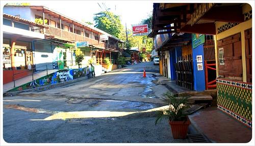 Montezuma street Costa Rica