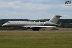OE-LXR - 9235 - Vista Jet - Bombardier BD-700-1A10 Global Express XRS - Luton - 100818 - Steven Gray - IMG_2099