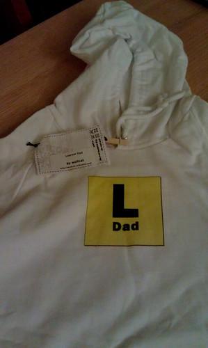 New Hoodie.... Learner Dad