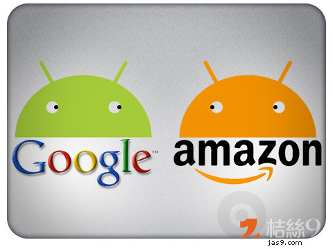 Google Android Vs. Amazon Android