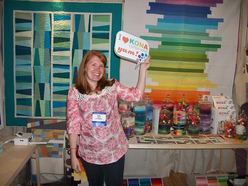 Kristen Lejnieks loves Kona