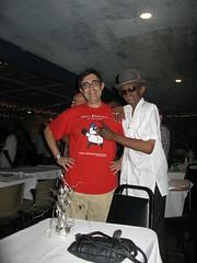 Con Lionel Batiste