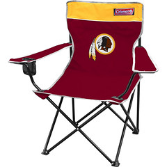 Washington Redskins TailGate Folding Camping Chair