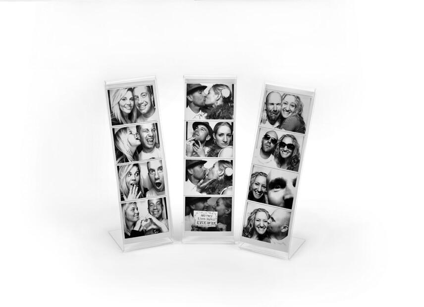 Acrylic Photostrip Frames
