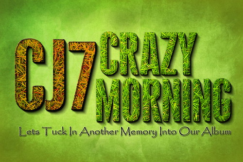 Logo CJ7 Crazy Morning