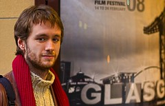 Glasgow Film Festival - Sean Biggerstaff (Gordon -C-) Tags: portrait cinema scotland nikon d70 glasgow 2008 seanbiggerstaff gft glasgowfilmtheatre nikkor50mm14 50mmf14af glasgowfilmfestival mintedstereogmailcom gordoncurran
