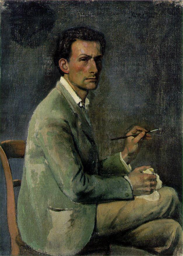 Balthus, Autoportrait (1940)