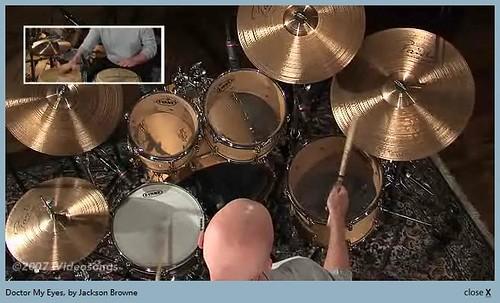 iVideosongs - Drum (by YU-TA LEE)