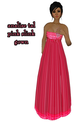 2007 RFL analise gown