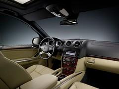 2008 Mercedes benz M-Class Facelift 7