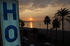Amanhecer em Nice