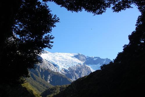 Nový Zéland - Mt. Aspiring