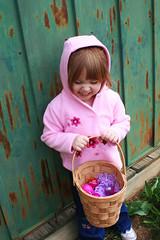 Look ma! Eggs!