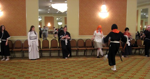 Bleach Musical Dance Moves @ JAMPcon 1