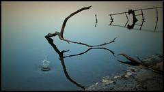 Surrealismo (psycho ry) Tags: water rio river agua surrealism entrerios colon dal reflejos surrealismo excellentphotographerawards