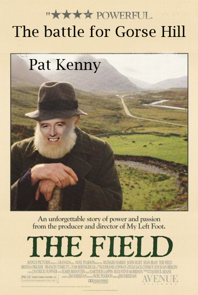 The Field starring Pat Kenny