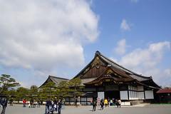 Japan Kyoto Nijo Castle (iansphootos) Tags: castle japan kyoto nijo